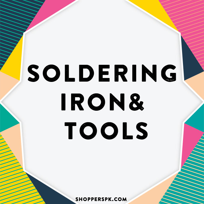 Soldering Iron & Tools in Pakistan