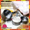 Stainless Steel Measuring Cups 4 - Piece Set