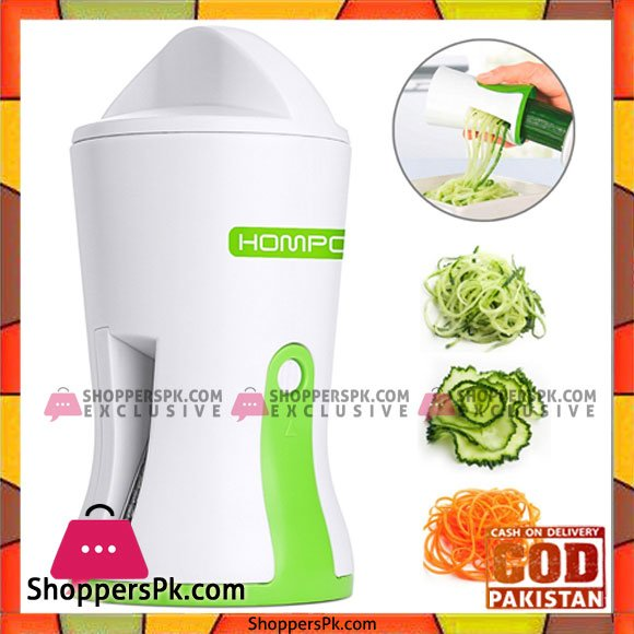Buy Hompo Spiral Slicer For Spaghetti With Vegetables