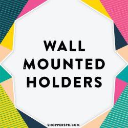 Wall-Mounted Holders