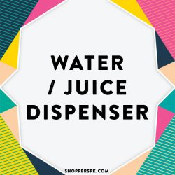 Water / Juice dispenser