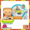 3 in 1 Musical Chair Feed & Go Booster with Tray Ya.Ya.Ya.