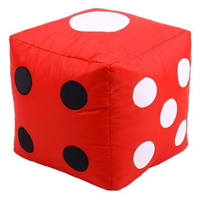 Relaxsit Red Dice Stool