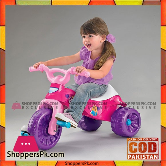Barbie Tough Trike Tricycle For kids