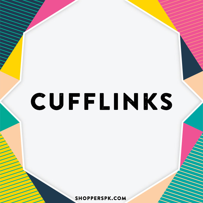 Cufflinks in Pakistan