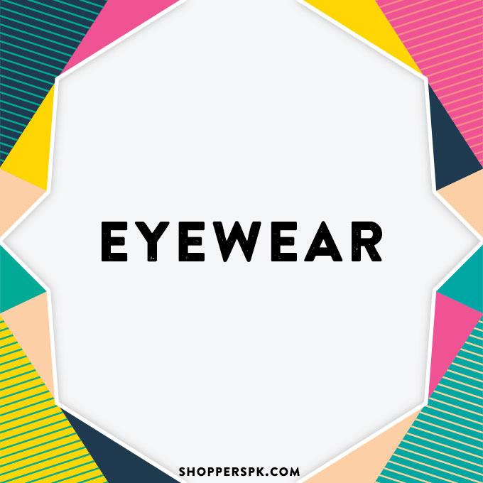 Eyewear in Pakistan