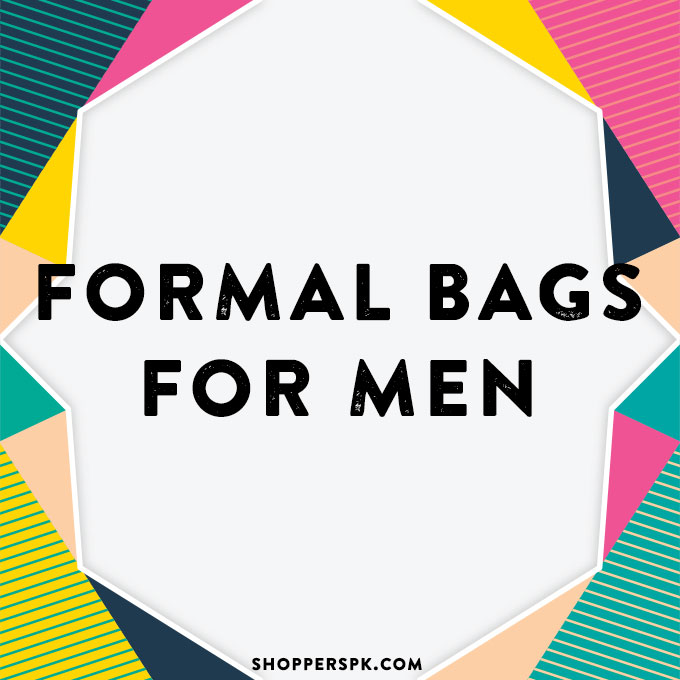 Formal Bags for Men in Pakistan