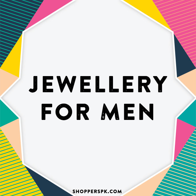 Jewellery for Men in Pakistan