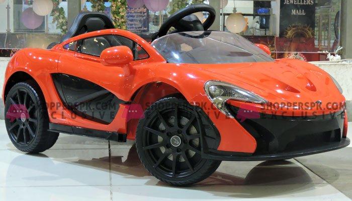 Licensed McLaren P1 12V Battery Powered Ride On Kids Car Remote Control