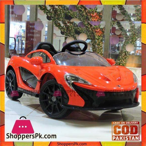 Mclaren P1 12v Power Wheel Ride On Super Car Parental: Buy Licensed McLaren P1 12V Battery Powered Ride On Kids