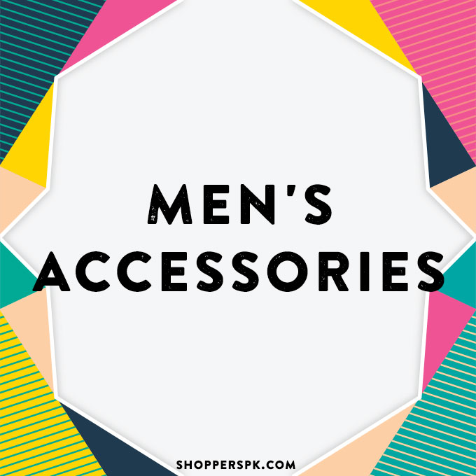Men's Accessories in Pakistan