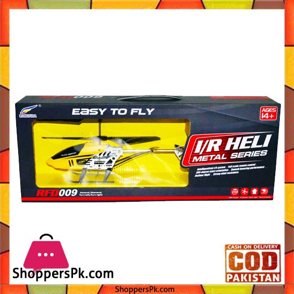 Remote Control Helicopter with Control RFD009