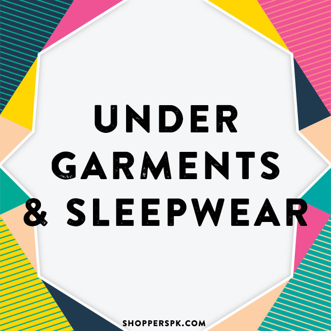 Undergarments & Sleepwear For Men Online in Pakistan