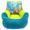 Relaxsit Multicolor Jungle Bean Bag Sofa for Kids
