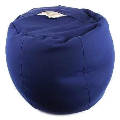 Relaxsit Blue Extra Large Stretch Bean Bag