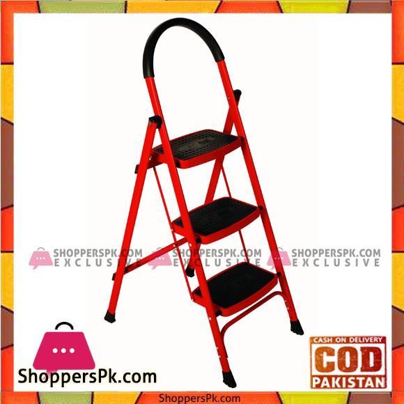High Quality 3 Step Heavy Duty Ladder