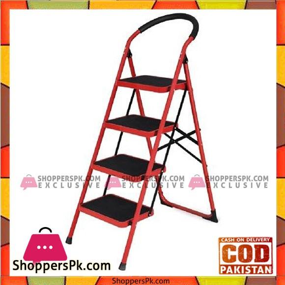 High Quality 4 Step Heavy Duty Ladder