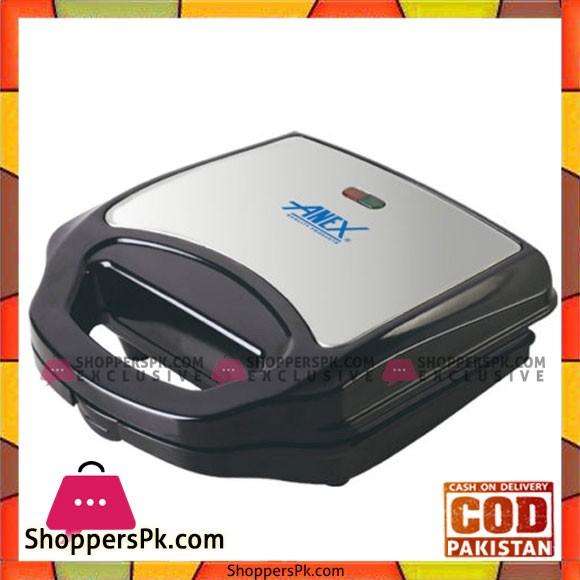 Anex Sandwich Maker - AG-2042 - Karachi Only