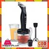 Anex AG-116 HAND BLENDER, BEATER, CHOPPER – BLACK - Karachi Only