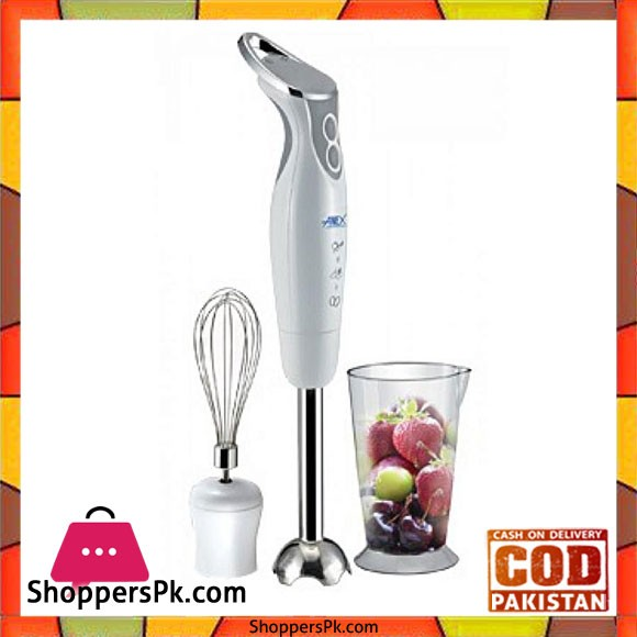 Anex AG-115 - Anex Hand Blender With beater - Karachi Only