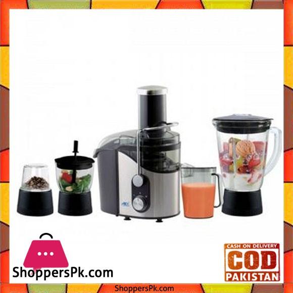 Anex AG-188 GL Juicer Blender Grinder Wet Grinder - Karachi Only