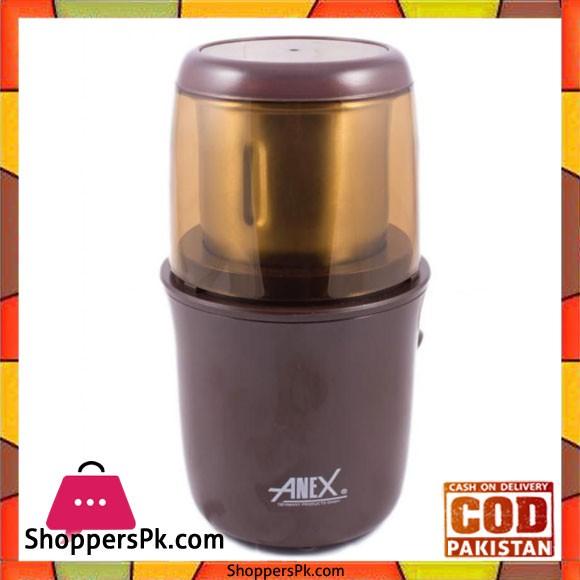 Anex Coffee Grinder AG-639 Brown -