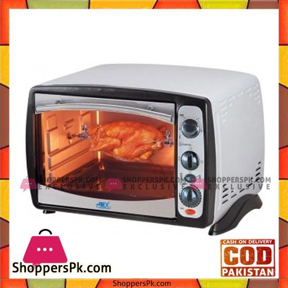Anex Oven Toaster AG 1064 - Karachi Only