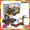 Banbao Black Sword Catapult Building Bricks - 8269