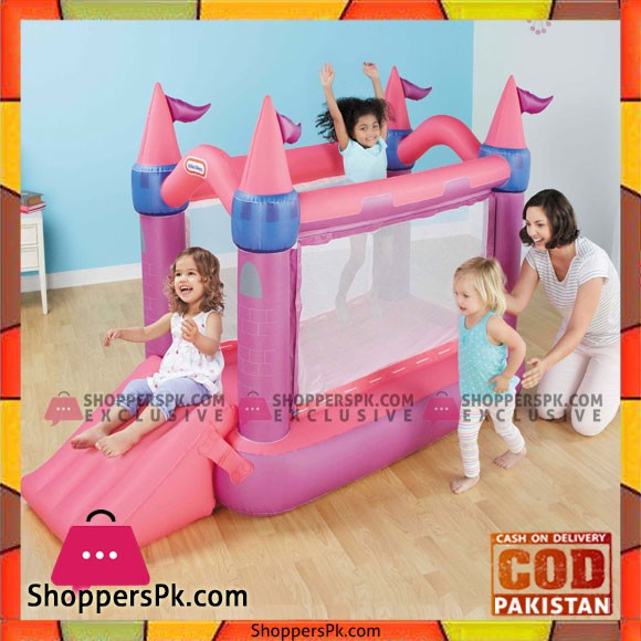 Little Tikes Princess Bouncer 641824 Age 2 - 6 years