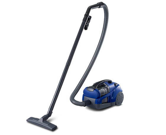 Panasonic Mc-Cl561 - Blue - Bagless Type Vaccum Cleaner - Karachi Only