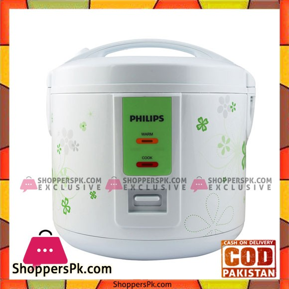 Philips HD3011 65 1L Rice Cooker - Karachi Only