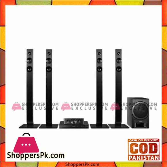 Panasonic SCX-H385GSK 5.1Ch Home Theater System