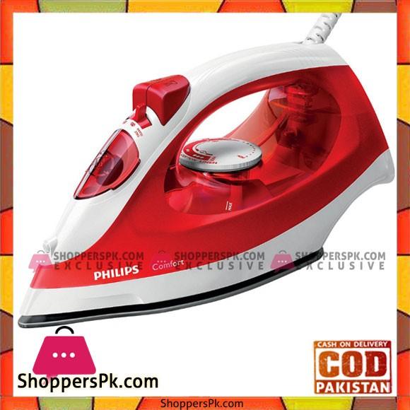 Philips GC1433 40 Steam iron - Karachi Only