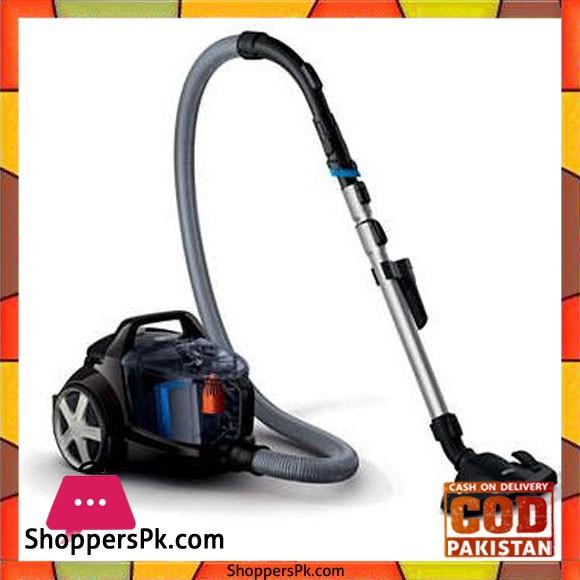 Philips PowerPro Active Bagless Vacuum Cleaner - FC8670/01 - Karachi Only