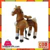 Pony Ride Ride On Rocking Cycle Horse Giddy Up Cowboy -X- Large over 5 Years