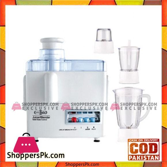 Super Asia Juicer Blender (JE-1050) - Karachi Only