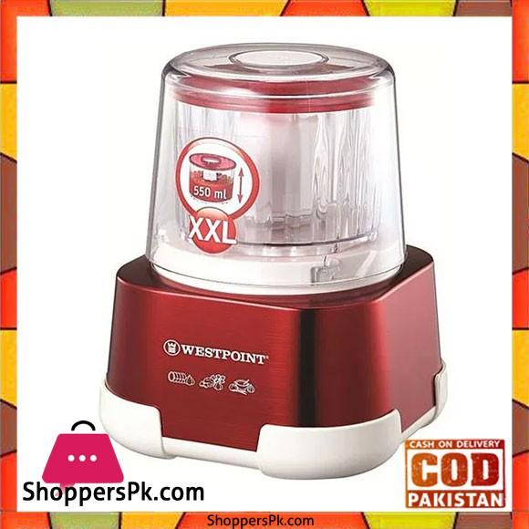 WESTPOINT WF-1060 POWER FULL CHOPPER NEW MODEL – RED