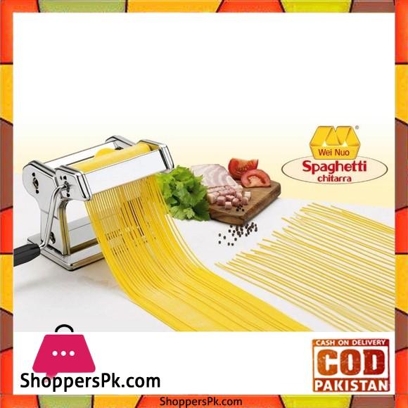 Wei Nuo Pasta Machine Maker Cutter Roller