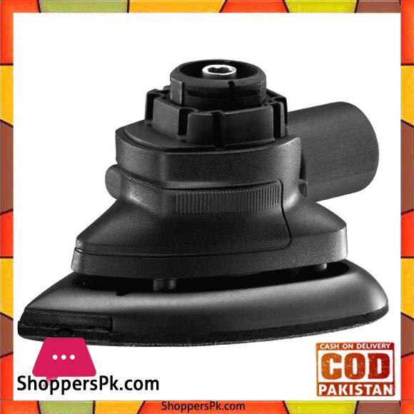 Black & Decker Multi Evo Multi Tool Sander Attachment Mtsa2XJ