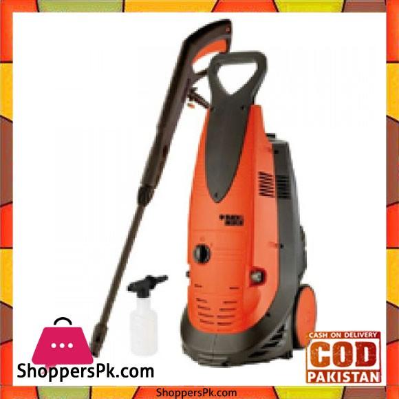 Black & Decker Pressure Washer PW 1700 WB