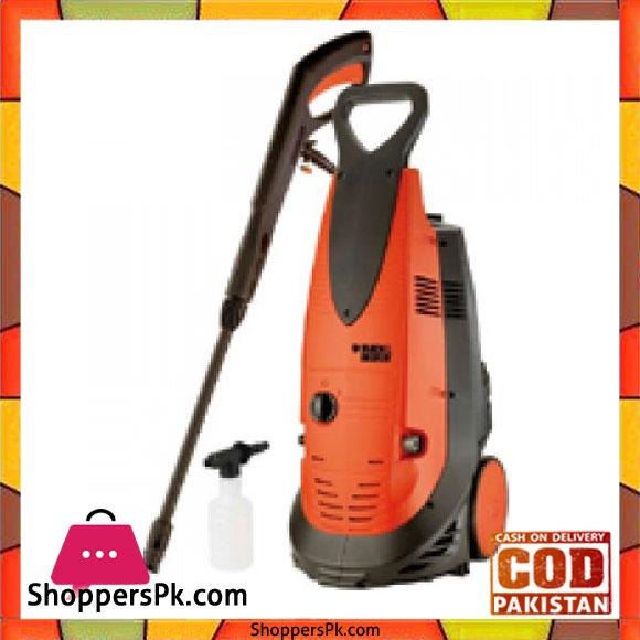 Buy Black Decker Pressure Washer Pw 1700 Wb At Best Price In Pakistan