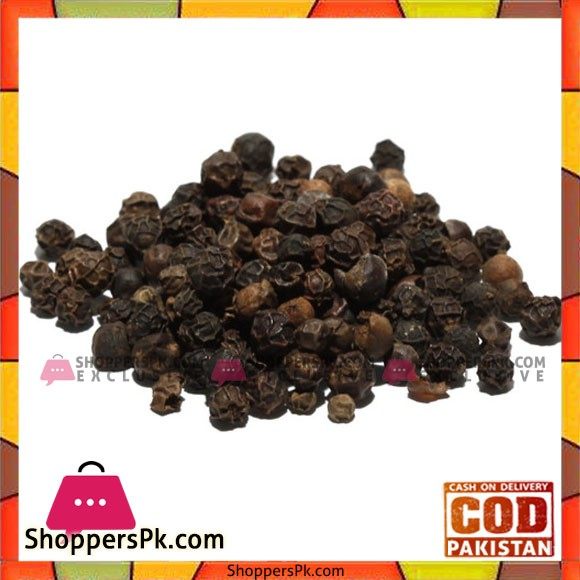 Black Pepper Whole - 1 Kg