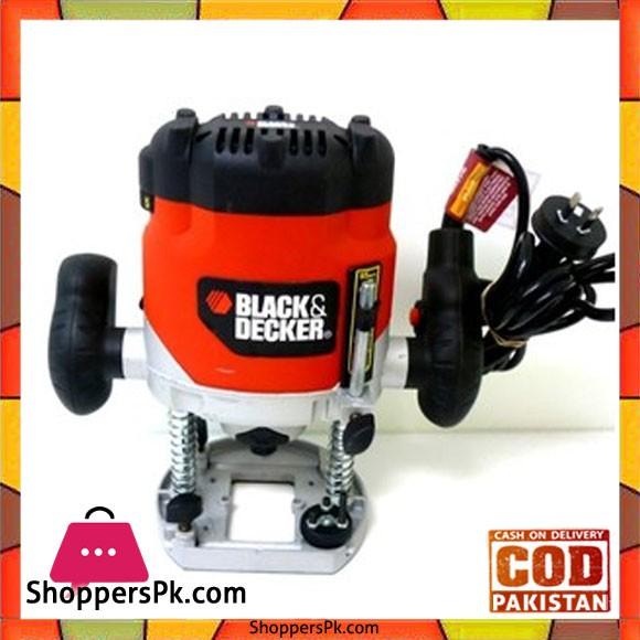 Black & Decker GB 1100W Router KW850E