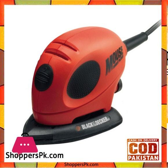 Black n Decker 55 Watts Mouse Sander KA161