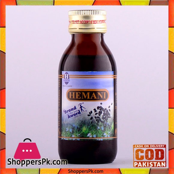Hemani Blackseeds Oil (Kalonji Oil)