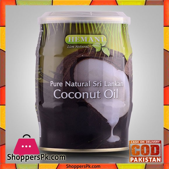Hemani Pure Srilankan Coconut Oil Edible