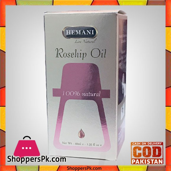 Hemani Rosehip Oil 40 ml