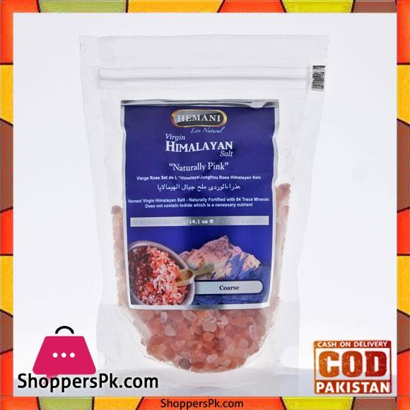 Hemani Virgin Himalayan Salt - Coarse