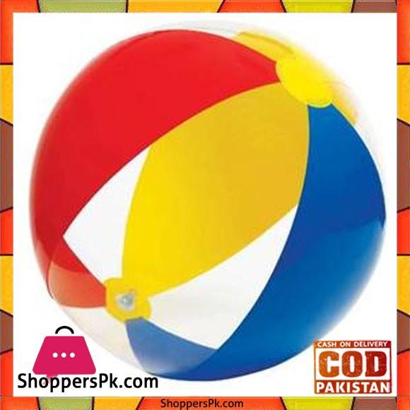 Intex 24 Inflatable Paradise Beach Ball - 59032