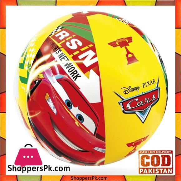 """INTEX Cars Beach Ball 24 -61cm"""" - 58053"""